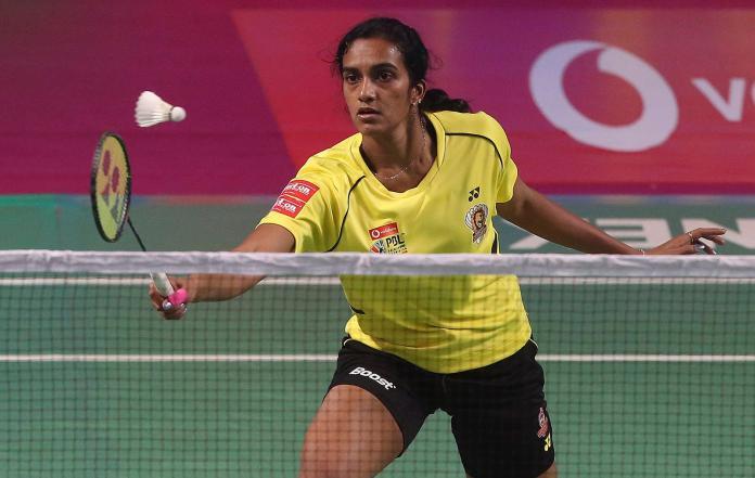 ▲印度羽球女將Pusarla Venkata Sindhu。(圖/美聯社/達志影像)