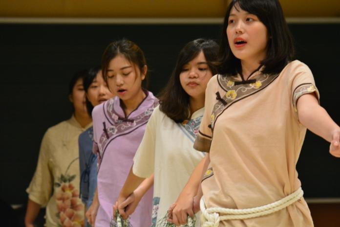 ▲首度自製原創音樂劇,大海的女兒即將找高雄文化中心至善廳盛大演出。(圖/主辦單位提供, 2017.12.26)