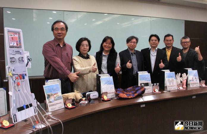 韓國首爾國際發明展 大仁科大9作品全壘打