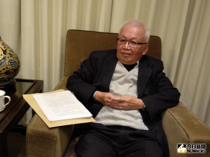 劉泰英代李登輝致詞:台灣培養很多人才「但未好好對待」
