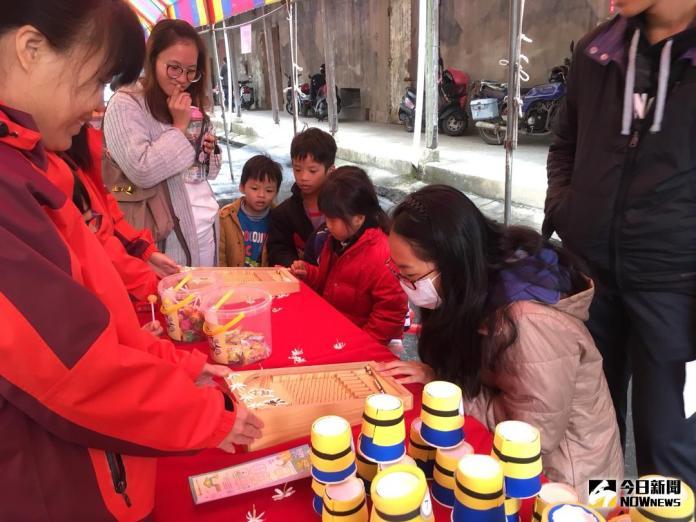花壇鄉農特產行銷 古早味童玩嘉年華提升在地認同
