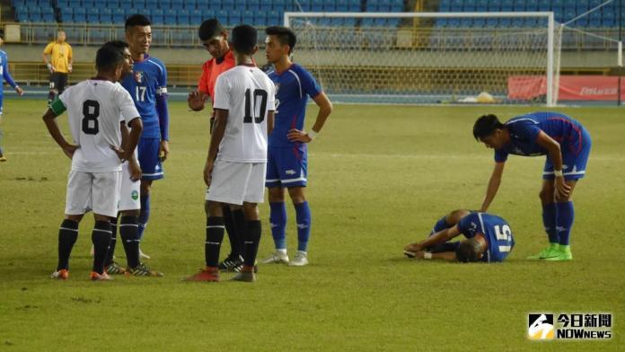 足球/<b>東帝汶</b>輸球後打人 總教練:情緒上來沒什麼