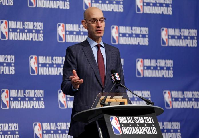 NBA/NBA主席:最快要5月才有可能復賽