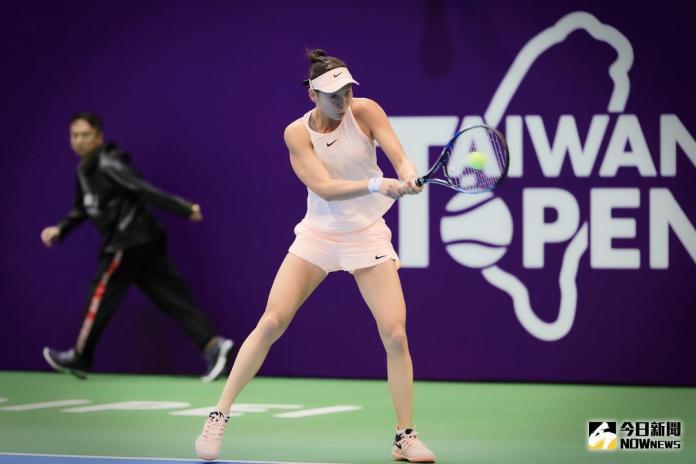 WTA/中國張宇璇扮種子殺手 闖進單打會內賽