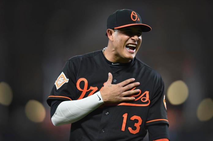 MLB/向偶像A-Rod看齊 馬查多下一季當回游擊手