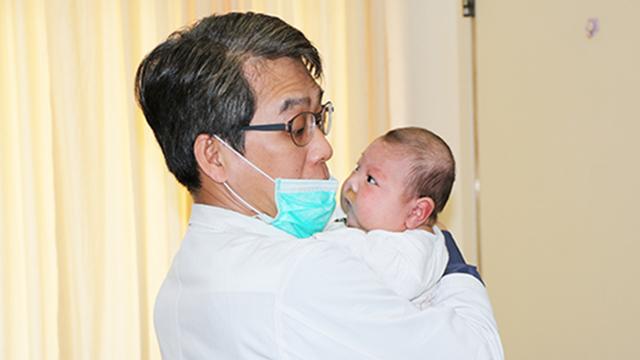 出生52天換肝成功 北榮創新紀錄