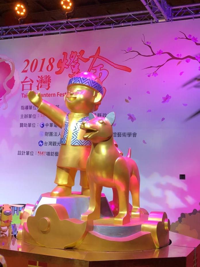 傳統中創新意 台灣燈會「五感體驗」