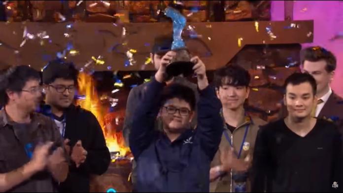 史上第一人!台灣《爐石》好手「<b>大哥</b>」勇奪世界大賽冠軍