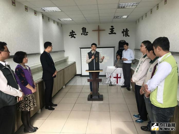 全國首創 台中市殯儀館推「多元宗教追思專區」
