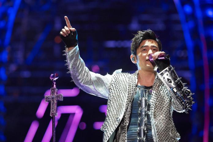 ▲周杰倫《地表最強》演唱會攻進新加坡。(圖/資料照)