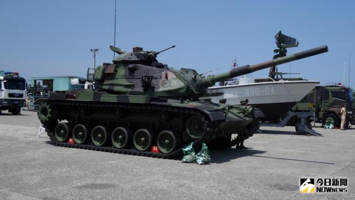 軍武/M60A3戰車升級順延?國防部:評估作業仍在進行