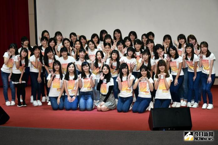 圖輯/日本女子天團AKB48姐妹團「TPE48」成軍