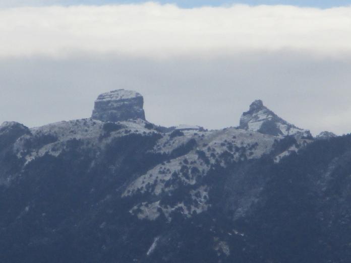 入冬最強寒流來襲 保七警籲登山賞雪注意安全