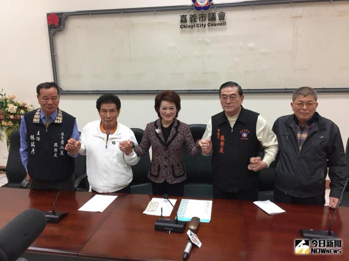 參選嘉義市長 蕭淑麗宣布退出國民黨