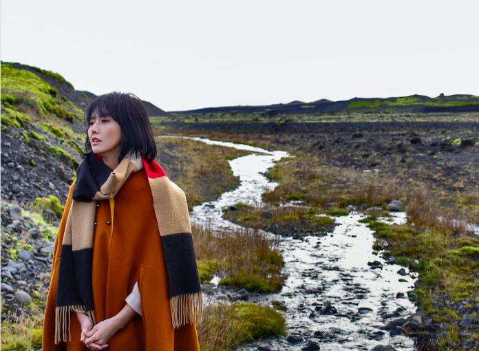 ▲孫燕姿的最新MV〈極美〉遠赴冰島拍攝。(圖/環球提供 , 2018.02.01)