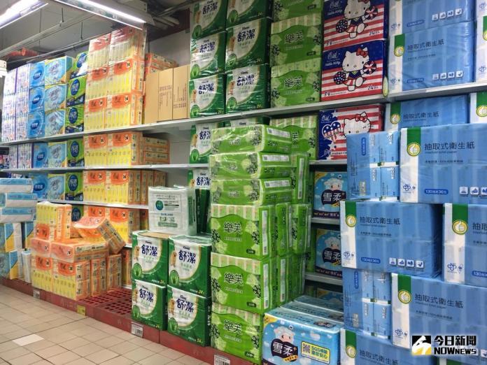 為何台灣大賣場衛生紙要限購?答案一面倒曝真相:傻了嗎