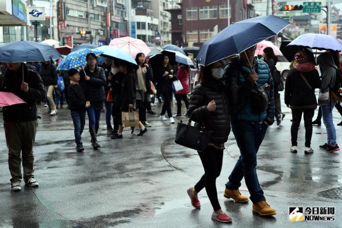 北東濕又冷!今低溫僅14度 吳德榮揭「天氣好轉日」