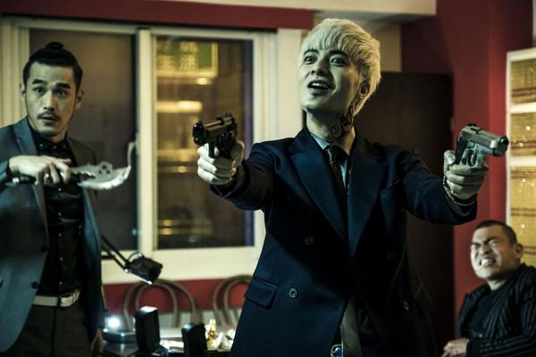 有雷/《角頭2》結局大解密 黃騰浩為何殺了Boss