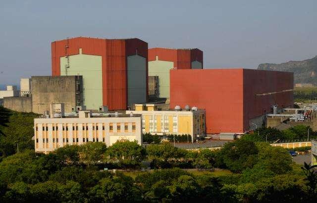 核二廠2號機「人為疏失」突停機 原能會:員工挪椅壓到