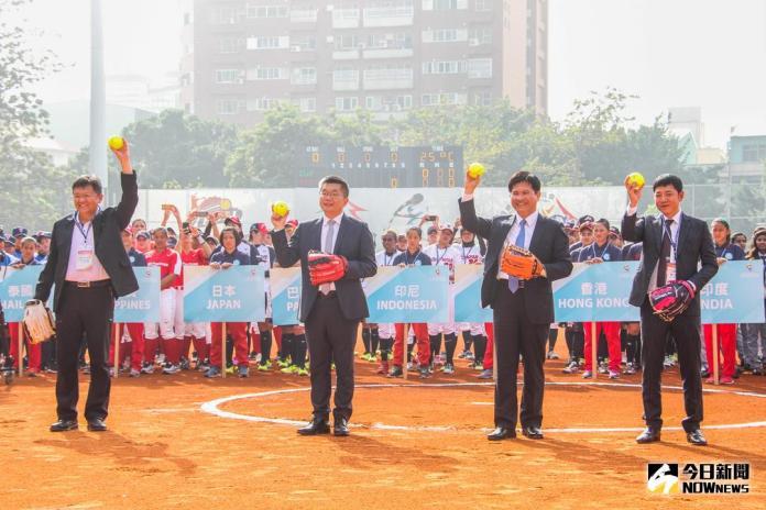 奧運/參賽名額不均 壘球協會發函WBSC抗議