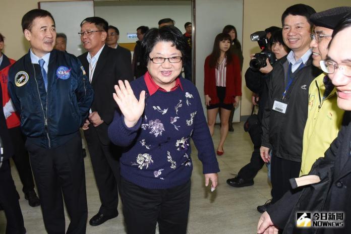 ▲台北市議會議長吳碧珠稱國民黨保守提名是根據經驗法則,但基層卻傳出是國民黨主席吳敦義默許下的聲音。(圖/NOWnews資料照)
