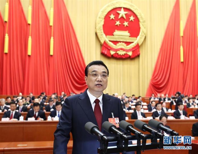 李克強談兩岸關係 對「外國打<b>台灣牌</b>」與「台獨」零容忍