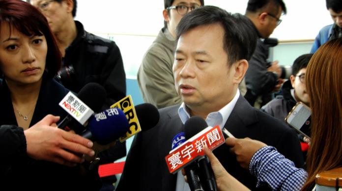 確定了!蔡英文宣布林錫耀接任黨秘書長