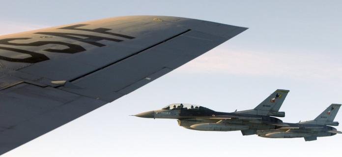 ▲土耳其空軍F-16戰機。(圖/美國空軍)