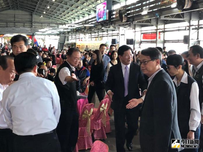 台中果菜市場20周年慶 市府規畫綠能新市場