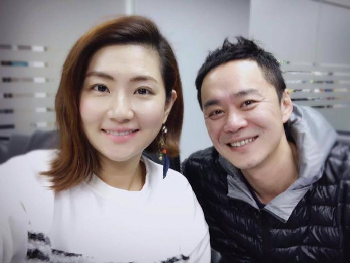 ▲張承中(阿中)和Selina 2016年,各自在臉書宣布離婚。(圖/翻攝 張承中臉書, 2018.03.22)