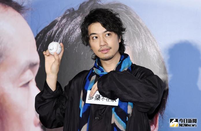圖輯/「日本性感男神」齊藤工訪台宣傳電影