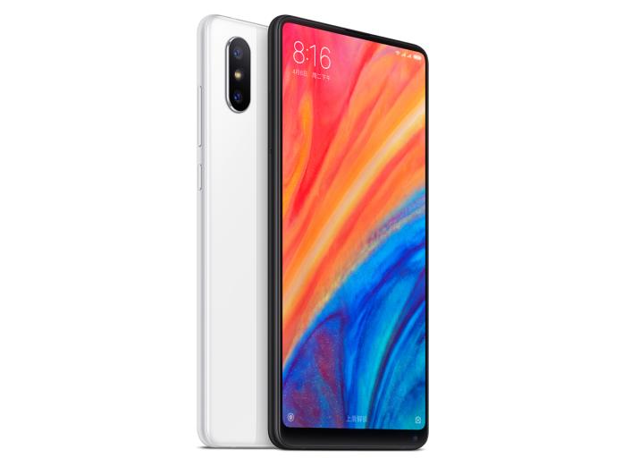 ▲小米在上海召開發佈會,發佈了全新的全面屏旗艦手機小米MIX 2S。(圖/台灣小米提供)