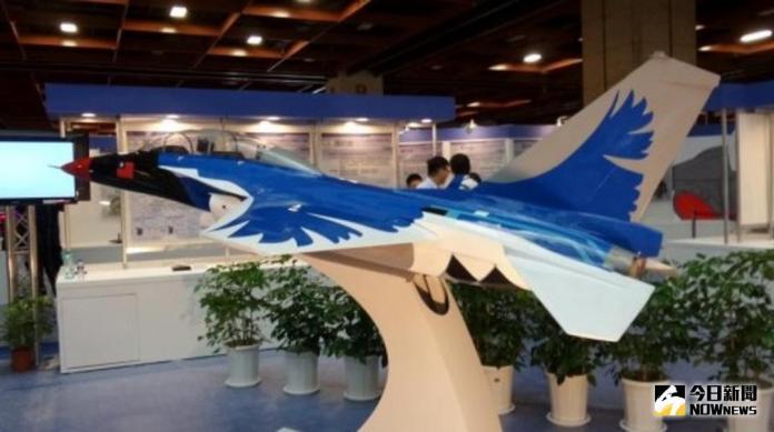 影/空軍新一代高教機 原型機預計明年9月底出廠