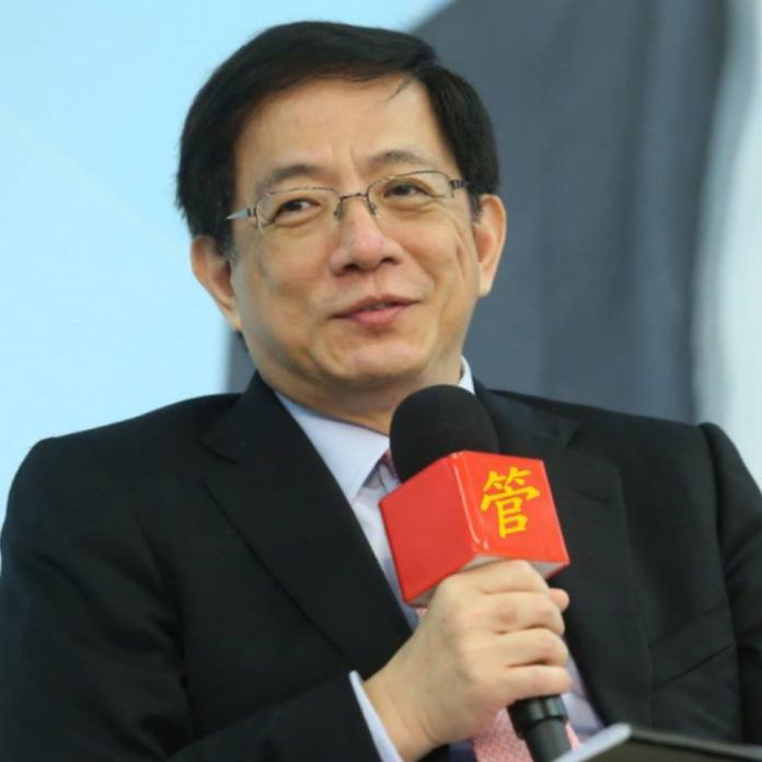 ▲台灣大學遴選出的新校長管中閔。(圖/翻攝自管中閔臉書 , 2018.3.26)