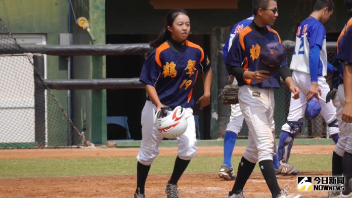 棒球/王柏融學妹!黃晴留學日本練成「魔球」