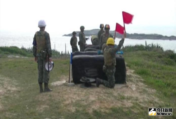 中共<b>台海軍演</b>在即 金防部火箭彈射擊引關注
