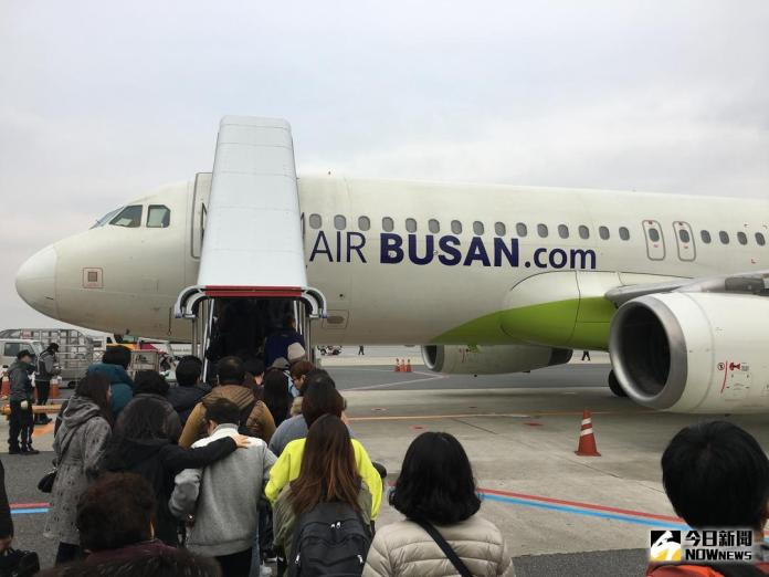 釜山航空<b>託運</b>行李免費額度縮水 下月起限1件15公斤