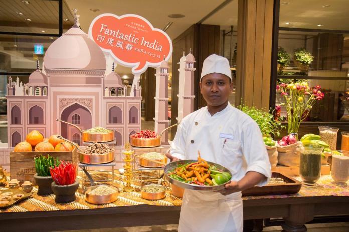 印度美食吃到飽 母親節加碼HENNA彩繪免費體驗