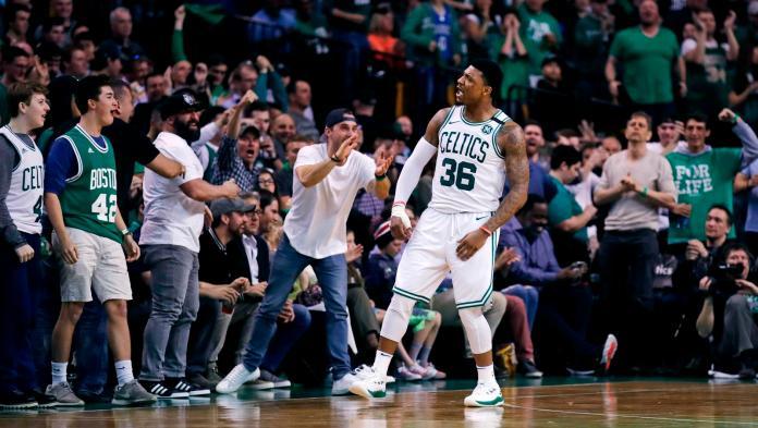 NBA/生死戰驚險淘汰公鹿 塞爾提克挺進下一輪