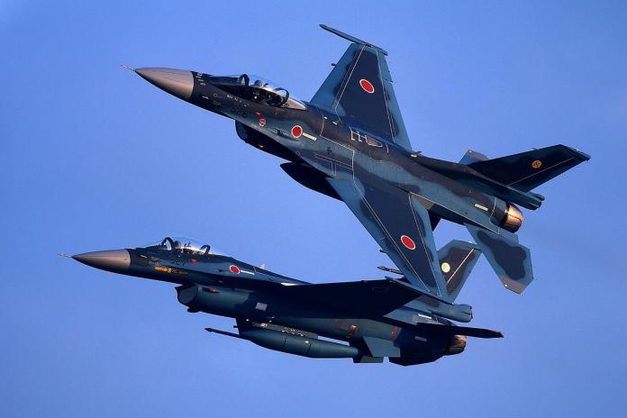 軍武/F-16戰機不只暢銷 還有許多相似表兄弟