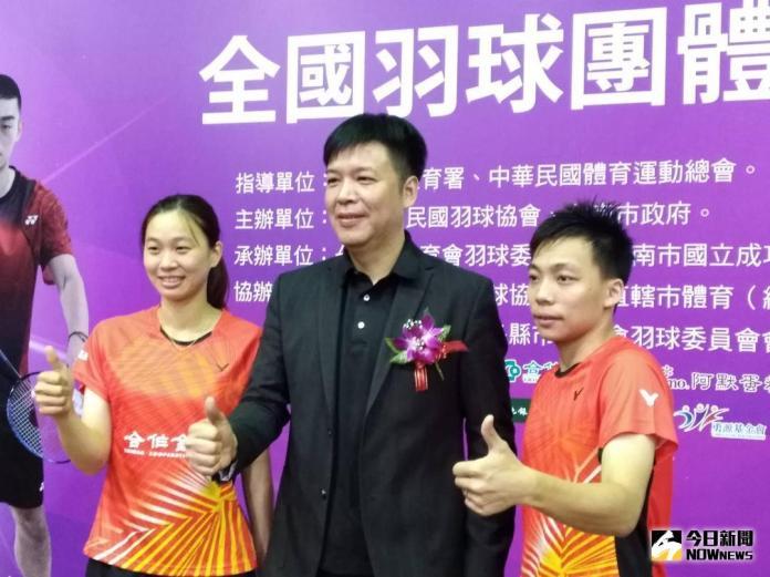 羽球/全團賽睽違5年重返台南 場地接軌國際