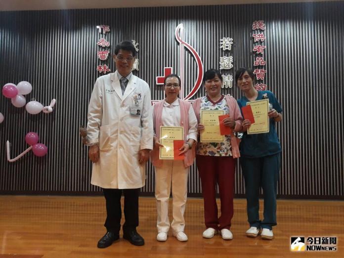 國際<b>護師節</b> 若瑟醫院感謝白衣天使