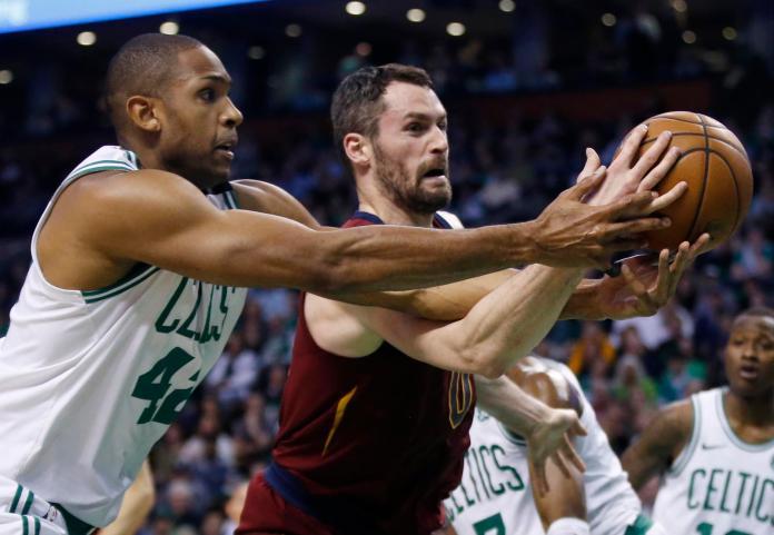NBA/讓霍弗德予取予求 愛神:下場討回來