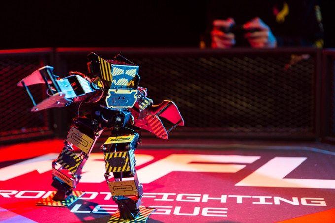 國產競技型機器人揚名海外 美學、技能兼具引業界潮流