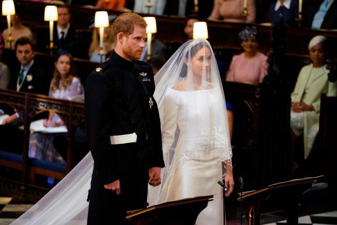 梅根爆婚禮前3天已與哈利完婚 稱凱特把她弄哭