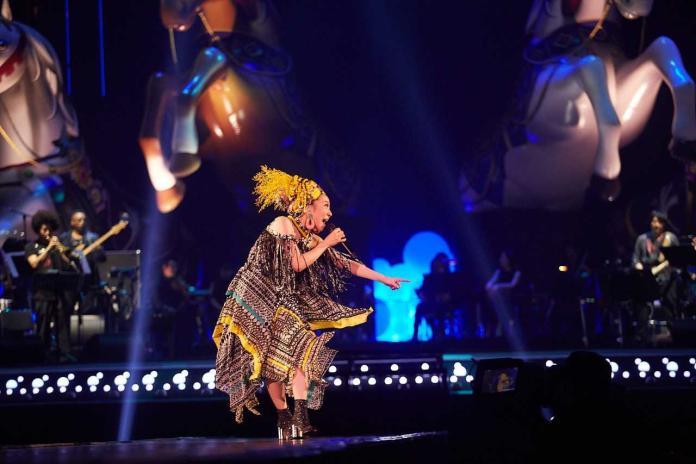 <b>米希亞</b>新巡演首站選台灣 出道20年感動謝歌迷
