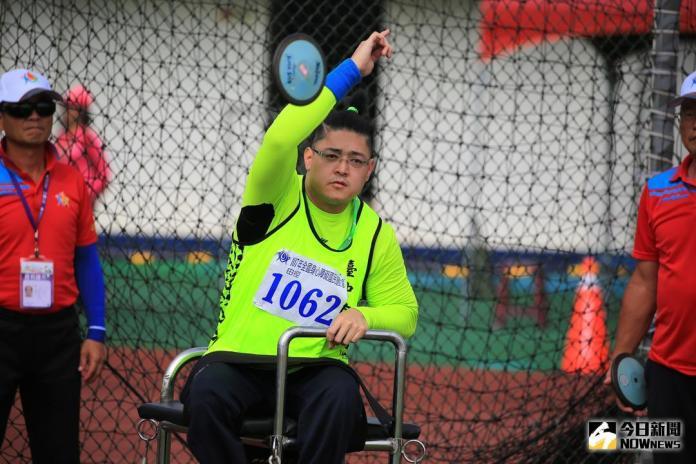 捷報!全國身障運動會台中代表隊成績亮眼
