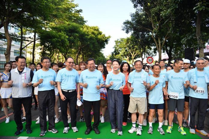 樂活盃<b>健康路跑</b> 吸引2500人參與