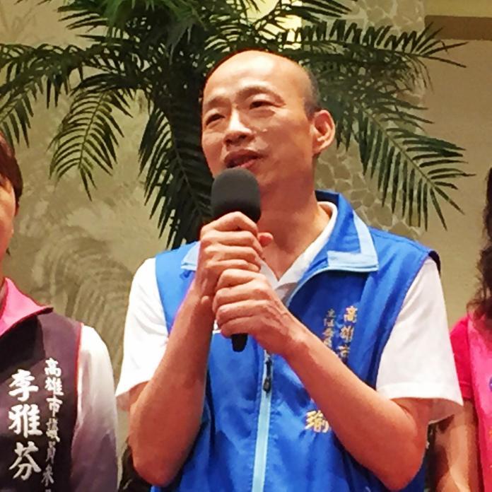 侯友宜南下會韓國瑜 藍軍南北市長參選人6/1合體造勢