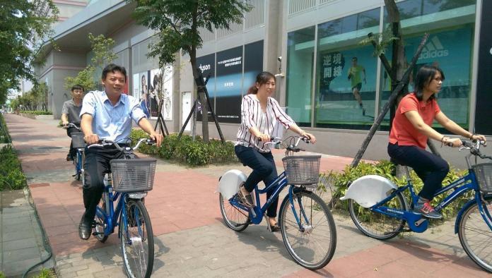 ▲高雄市公共腳踏車傷害險保單將於107年6月1日生效。(圖/高市環保局提供,2018.05.29)